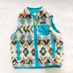 Patagonia Jackets & Coats - Patagonia Baby Retro Vest Toddler 3T